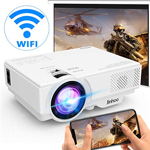 Jinhoo Proyector WIFI Full HD